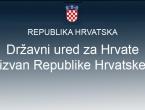 Hrvatska: 5 milijuna KM za projekte Hrvata u BiH