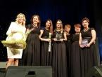 VIDEO/FOTO: Arabelle osvojile nagradu za najbolju glazbu na festivalu 'Svjetlost dolazi'