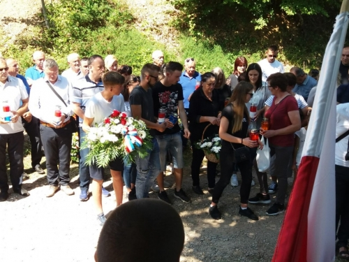 FOTO: Na Pomenu obilježena 26. obljetnica stradanja hrvatskih branitelja