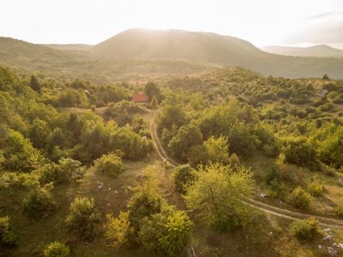 FOTO/VIDEO: Ubo - vrata Vran planine