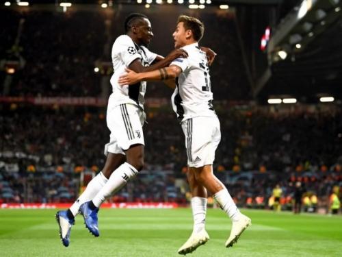 Real teško do bodova, Juventus slavio na Old Traffordu