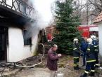 Tomislavgrad: Požar na obiteljskoj kući u Kongori