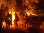 Bjesni šumski požar u Kaliforniji, spalio više od 1600 hektara zemljišt