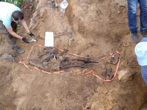 Ekshumacija u Rostovu: Pronađena tijela ključni su materijalni dokaz zločina