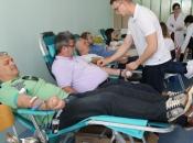 FOTO: Još jedna uspješna akcija darivanja krvi u Prozoru