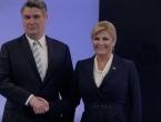 Na Pantovčaku se sastali Kolinda Grabar-Kitarović i Zoran Milanović