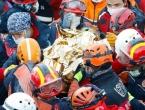 Trogodišnja djevojčica spašena iz ruševina 65 sati nakon potresa