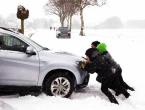U Nizozemskoj prva velika snježna oluja u 10 godina