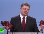 Porošenko Putinu: Pitanje Krima završeno je 1954. i 1991. godine