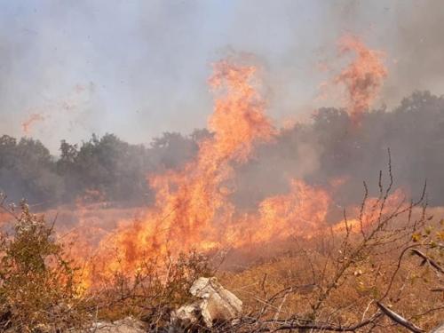 Požar na Gubavici plamti tri dana: Vatrogasnom društvu mještani otuđili dio opreme