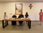 Marka HP Mostar u povodu 30. Mladifesta predstavljena u Međugorju