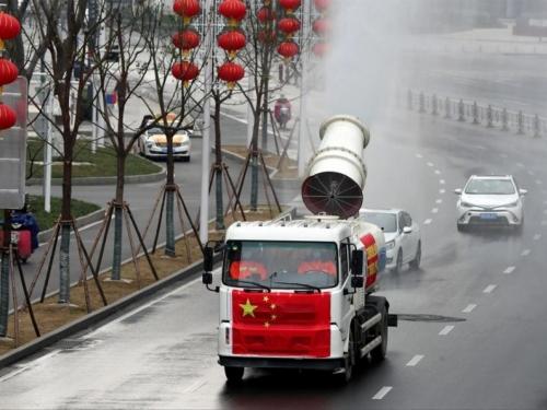 Stručnjaci WHO-a stigli u Wuhan u potrazi za podrijetlom koronavirusa