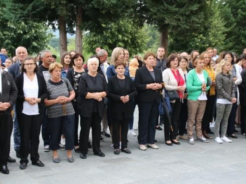 FOTO: Misa Uočnica na Šćitu - Velika Gospa 2019.