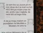 Ivica Tadić uptio otvoreno pismo Jozi Ivančeviću