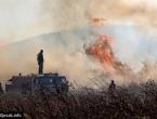 Vatrena nedjelja u HNŽ: Vatrogasci gasili 15 požara