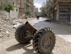 Sirijska vojska objavila da je Istočna Guta oslobođena od pobunjenika