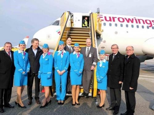 Eurowings za Mostar leti avionima sa manjim brojem sjedišta