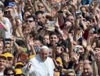 Papa Franjo se sjetio onih koji prkose vrućini