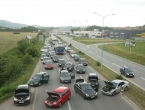 Za tri dana blokade kažnjene 284 osobe, moguće uhićenje i oduzimanje vozila