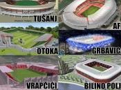 Pogledajte kako su trebali izgledati stadioni u BIH
