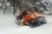 Makljen: Ralica sklizala s ceste u kanal