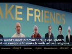 VIDEO: Vjerski vođe svijeta, od pape Franje do Dalaj lame, poslali zajedničku poruku