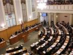 Danas se održava zasjedanje novog saziva Hrvatskoga sabora