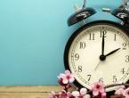 Ljetno računanje vremena: Pomjeranje kazaljki sa dva na tri sata