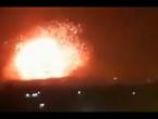 Novi napad na sirijske baze izazvao potres koji se osjetio u Turskoj