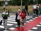 Djeca ne bi trebala prelaziti cestu samostalno do 14 godine