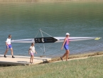 FOTO: Na Ramskom jezeru održana veslačka regata