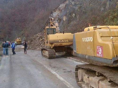 Prozor - Jablanica: Sanacija klizišta usporava prometovanje