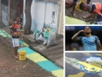 Prije tri godine bojao je ulice, a sad zarađuje 86.000 eura tjedno