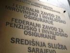 Federalni zavod za PIO/MIO ide na proračun države