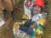 Duvnjaka na Mosoru spašavali HGSS i helikopter