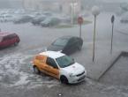 VIDEO: Nevrijeme potopilo Tuzlu