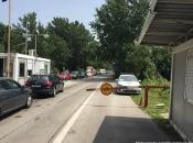 Pojačan promet osobnih vozila na graničnim prijelazima