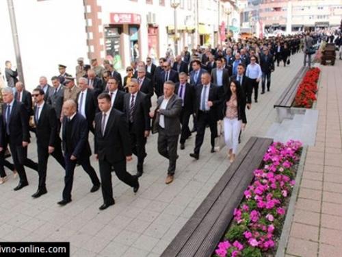 U Livnu obilježen Dan policije