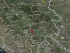 Tri današnja potresa u BiH nisu međusobno povezana