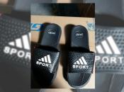 UNO BiH oduzela 7.200 pari krivotvorenih Adidas papuča