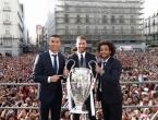 Doček u Madridu: Europski prvaci vratili se kući