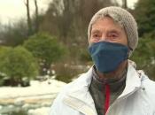 Devedesetogodišnjakinja pješačila 10 kilometara po snijegu da se cijepi