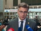 Plenković: Hrvatska neće odustati dok se ne riješi pitanje ravnopravnosti Hrvata u BiH