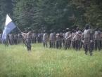 Štajerska straža traži migrante po granici, danas ih je policija razoružala