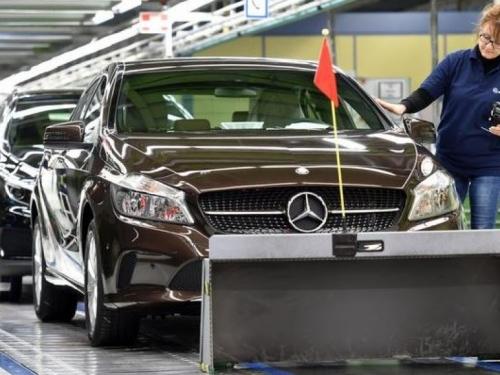 Njemačka ekonomija na pragu recesije