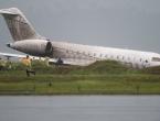 Avion sletio s piste, izbjegnuta strašna tragedija