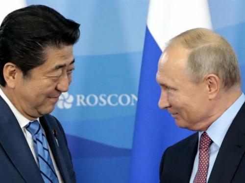 Putin ponudio Japanu mirovni sporazum do kraja godine