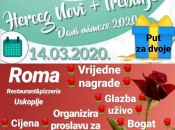 Proslavite Dan žena u ''Romi''