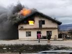 Osiguran privremeni smještaj za šesteročlanu obitelj koja je izgubila dom u požaru