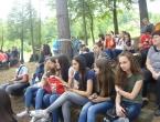 FOTO: Krizmanici župe Prozor na susretu mladih u Komušini